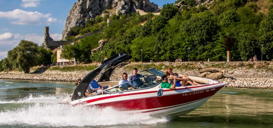 Cestuje štýlovo. Cestujte so Speedboats.sk!