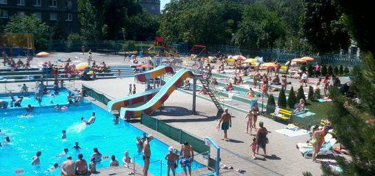 Schwimmhalle Pasienky / Sommerfreibäder