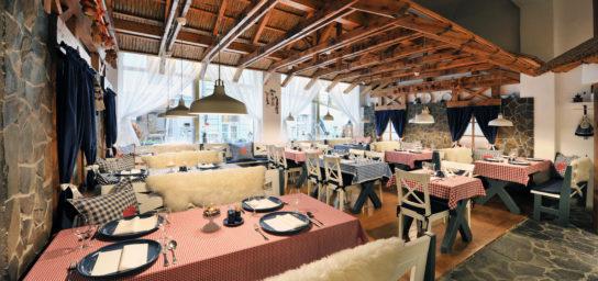 Koliba Kamzík Restaurant