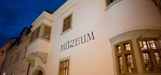 Kleinkarpaten-Museum in Pezinok
