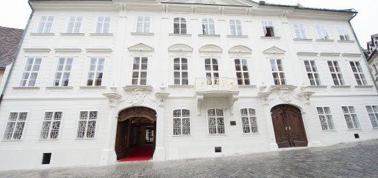Bratislava City Gallery – Mirbach Palace