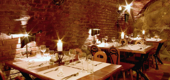 Modrá hviezda Restaurant