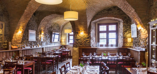 Pavúk - wine restaurant
