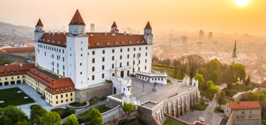 SNM-Museum of History (Bratislava Castle)