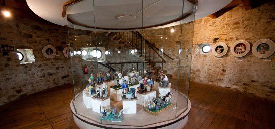 SNM-Slowakisches Museum für Keramik-Skulpturen