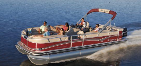 Bratislava tour aboard a party boat