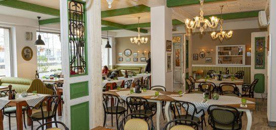 Zylinder Cafe & Restaurant
